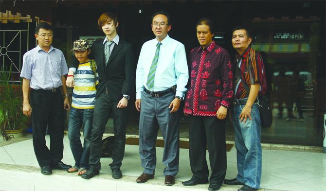 Nisin Sunito, Satu-satunya Orang Indonesia yang Punya Peternakan