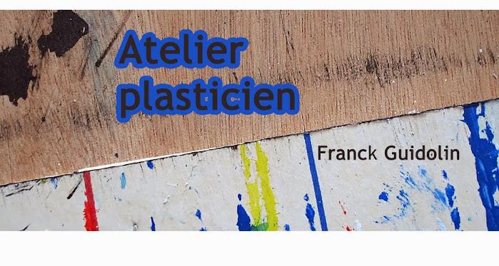 Blog d'artiste  -  Franck GUIDOLIN  Plasticien