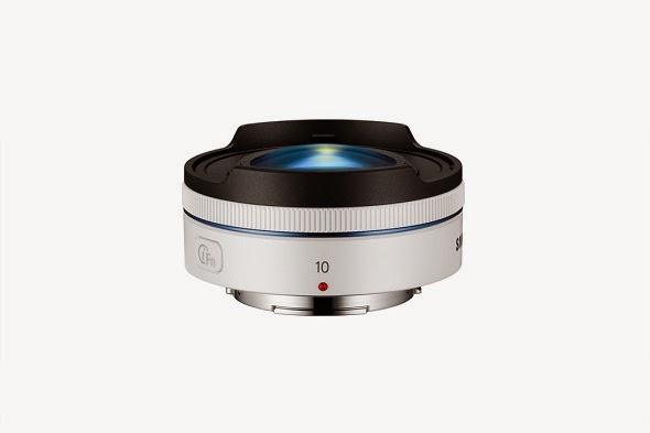 Fotografia del Samsung 10mm f/3.5 Fisheye