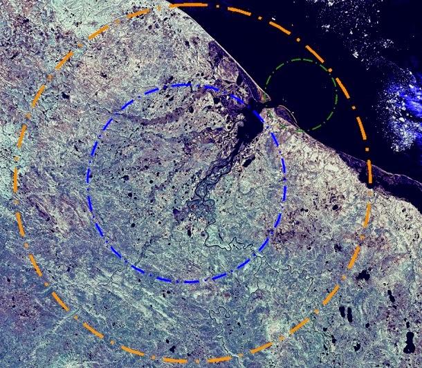 Cratera de Kara