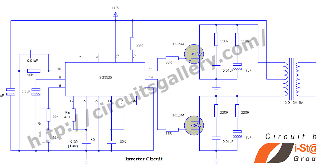 the krell lab 100 watt inverter circuit schematic using pulse width rh krelllab blogspot com