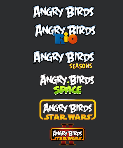 Angry Birds games Collection Updated 8 Jan 2014