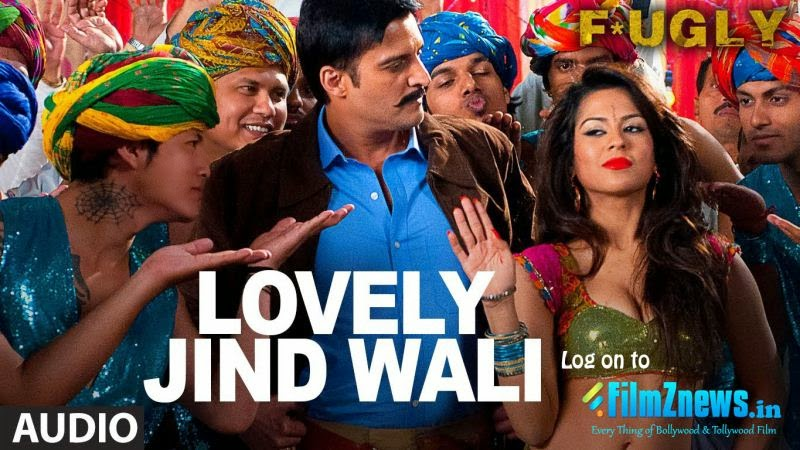 Lovely Jind Wali Lyrics from Fugly (2014)