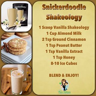 Shakeology treat