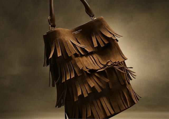 Burberry's Bucket Bag