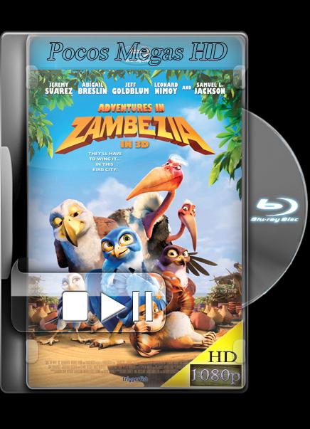 Zambezia [BrRip 1080p] [Audio Dual] [Latino/Ingles] [Año 2012]