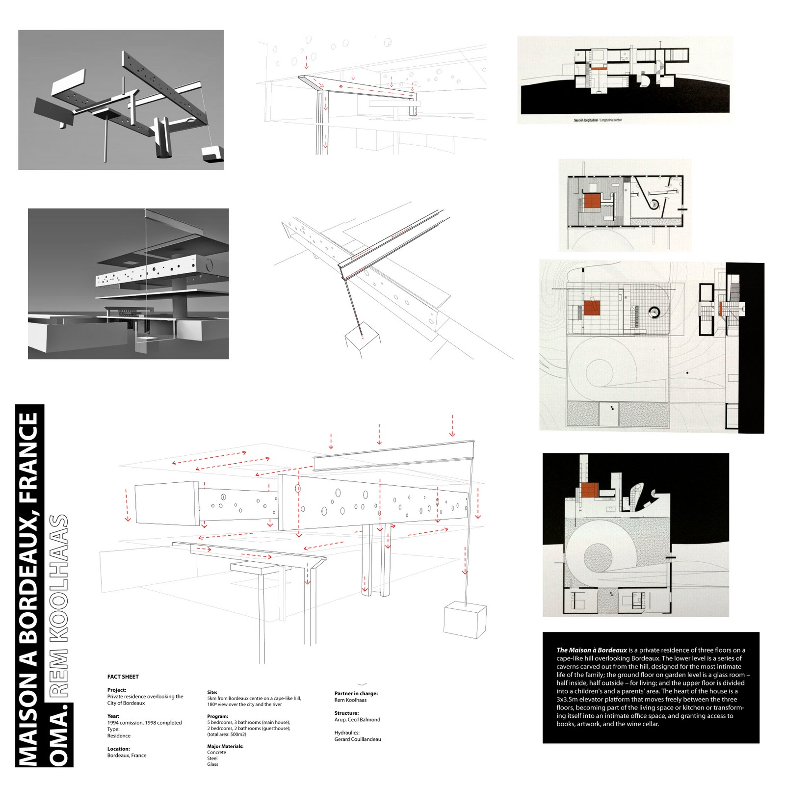Application plan maison plan de maison moderne avec for Plan de maison 3d