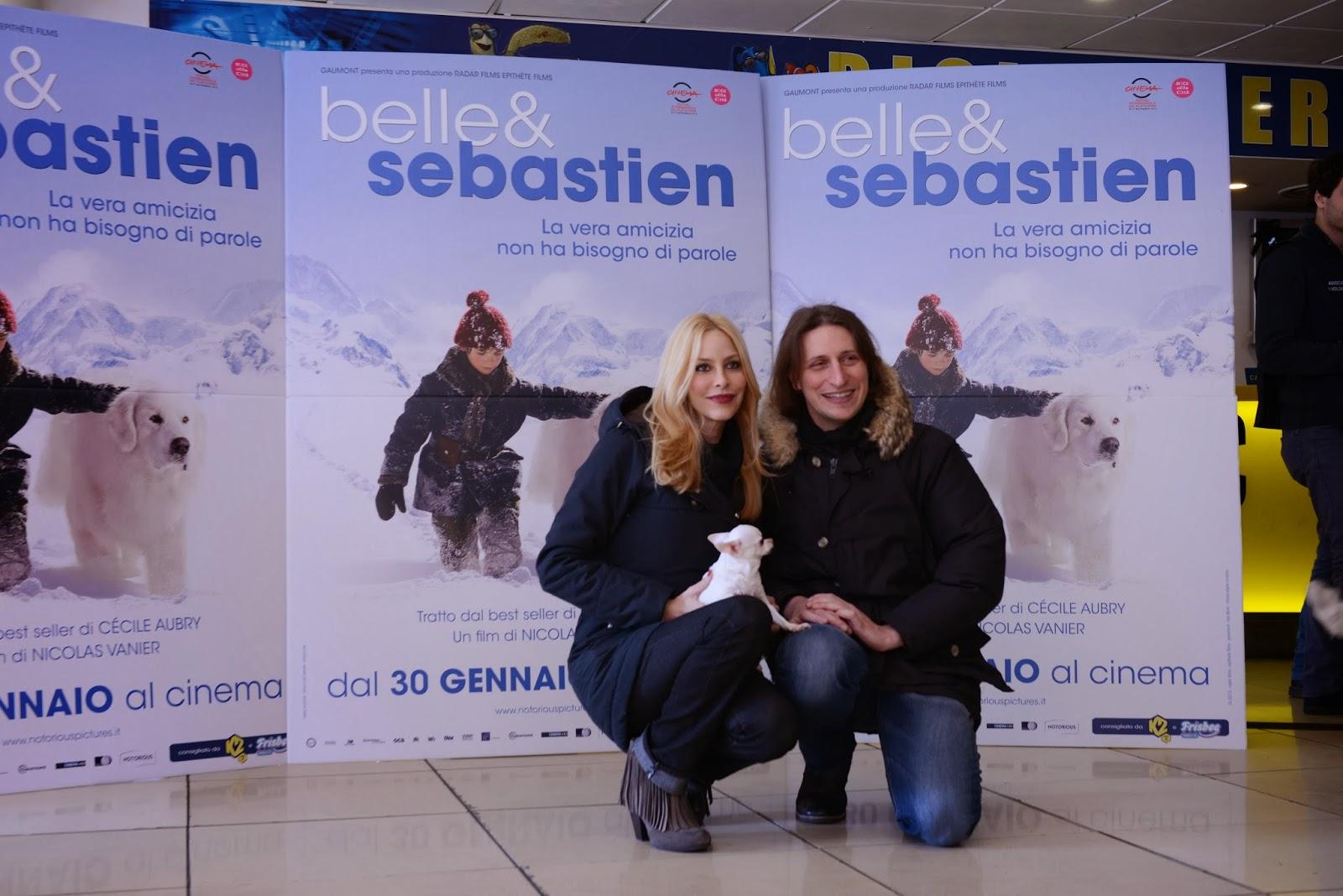 Belle e sebastien al cinema roma spettacolo