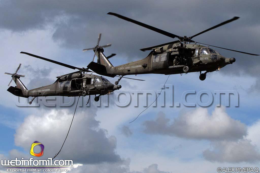 Nicaragua - Página 37 Uh60+fuerza+aerea+colombiana+ejercicios+SAR+san+andres