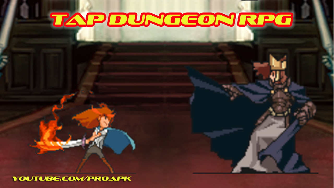 Tap Dungeon RPG