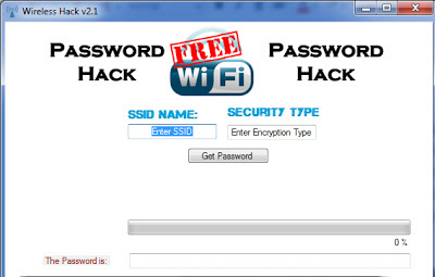 Wifi Password Hack 2013