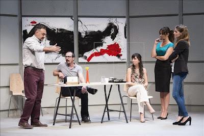 Gorka Otxoa, Juan Carlos Vellido, Melani Olivares, Manuela Velasco, Fele Martínez, Carmen Ruiz