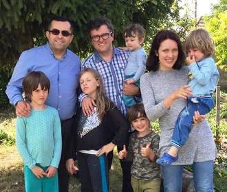 Adevărul.ro: VIDEO Familia Bodnariu, pentru prima dată în România, după recuperarea copiilor