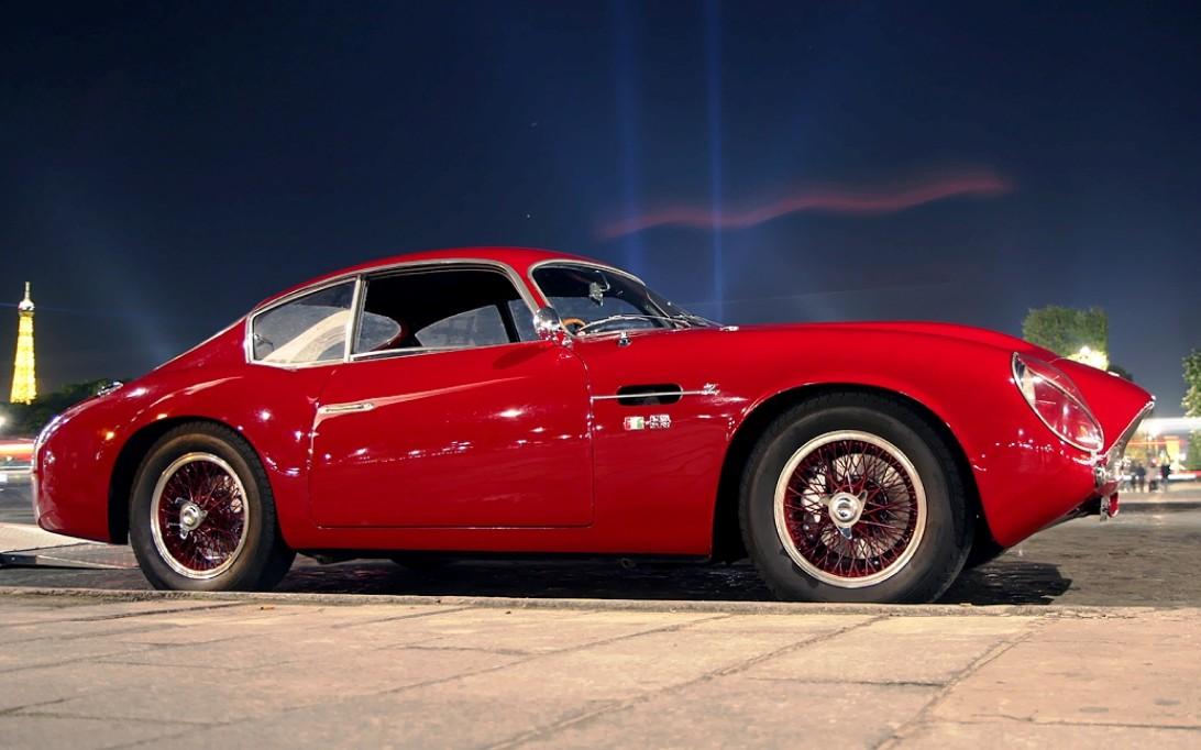 Aston Martin DB4GT Zagato Drive 1