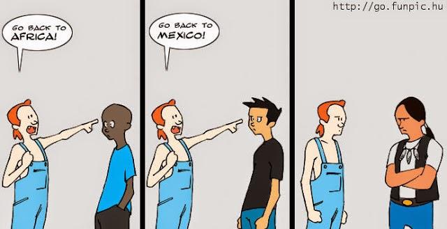 Resultado de imagen para mexico xenofobia