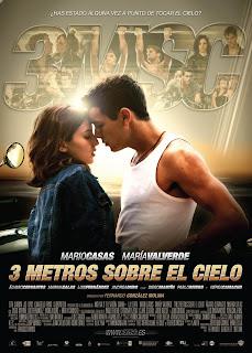 3 Metros Sobre El Clelo Cover