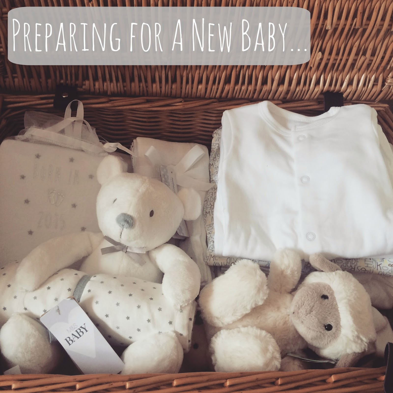 Preparing For A New Baby...How Much Stuff Does It Really Need?