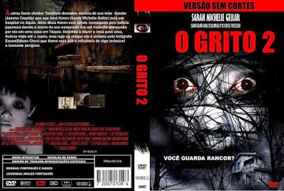 Filme O Grito 2 DVD Capa