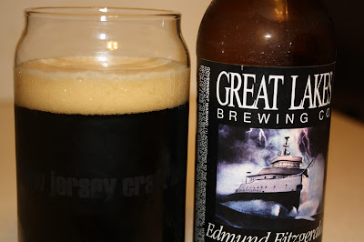 Great Lakes Brewing Edmund Fitzgerald