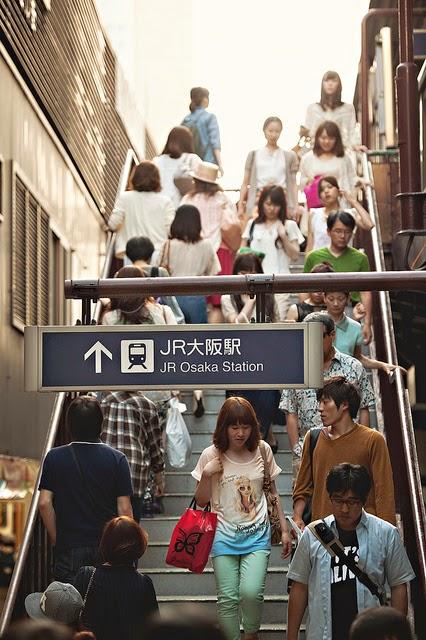 Estación de Osaka