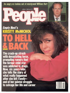 Kristy McNichol People Magazine Photo