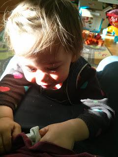 tickle mummy