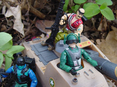 1998 Thunderwing, Gung Ho, 1993, Beach Head, 1997 Lady Jaye
