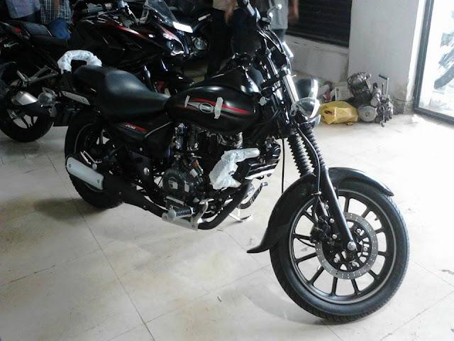 பஜாஜ் அவென்ஜர் ஸ்டீரிட் 200