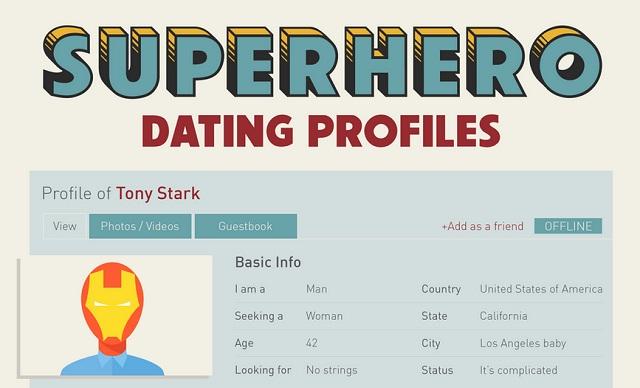 superheroes dating site