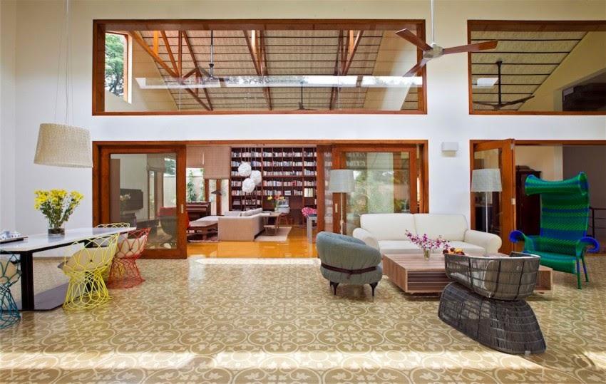 Decoracion biblioteca for Bibliotecas muebles modernos