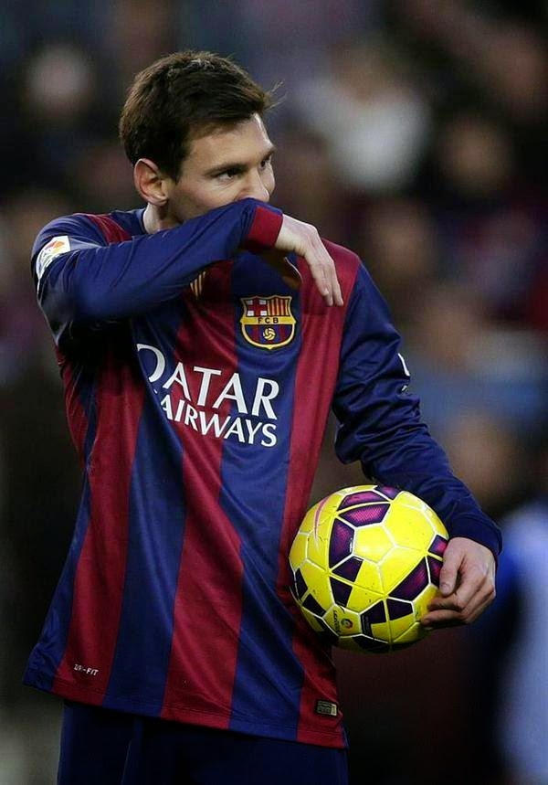 Daftar Lengkap Hattrick yang Dicetak Messi