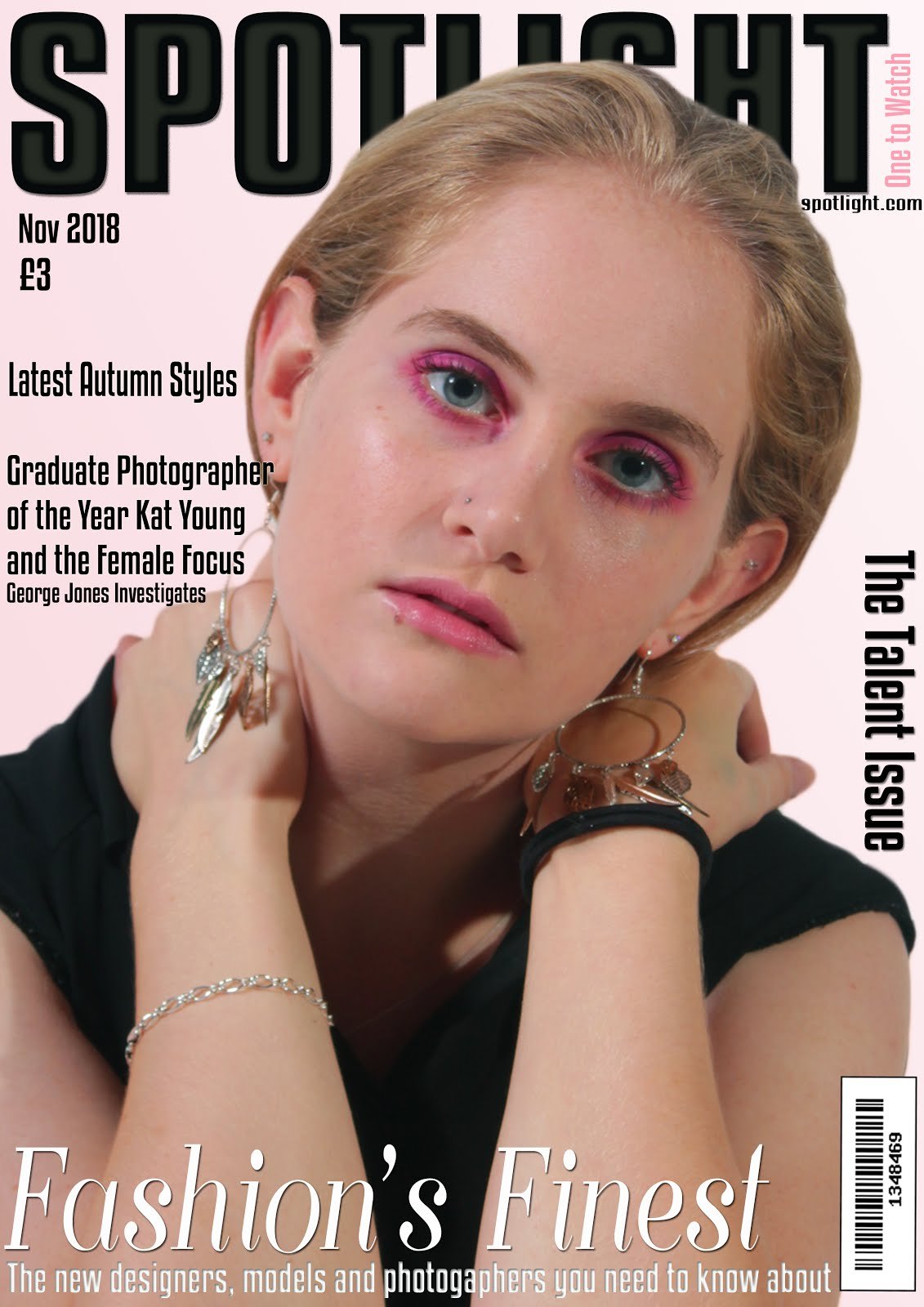 My magazine cover: Edition 2