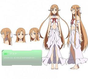 ALO Asuna Sword Art Online
