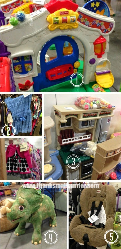 children's consignment toys