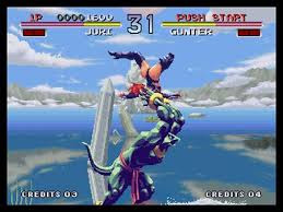 Download Galaxy Fight Universal Warriors games ps1 iso for pc full version free Kuya028