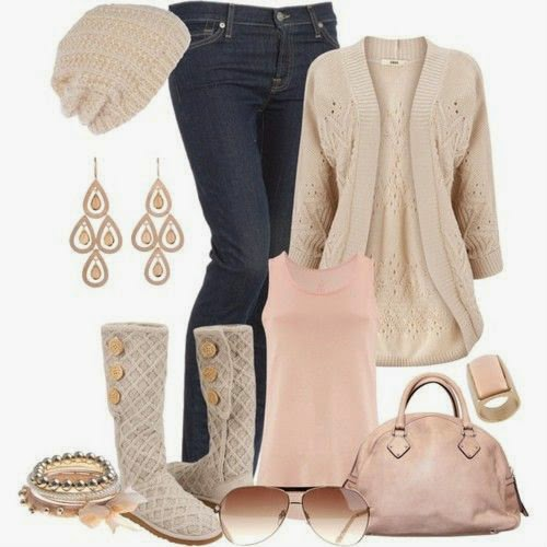 cute-plus-size-winter-outfits