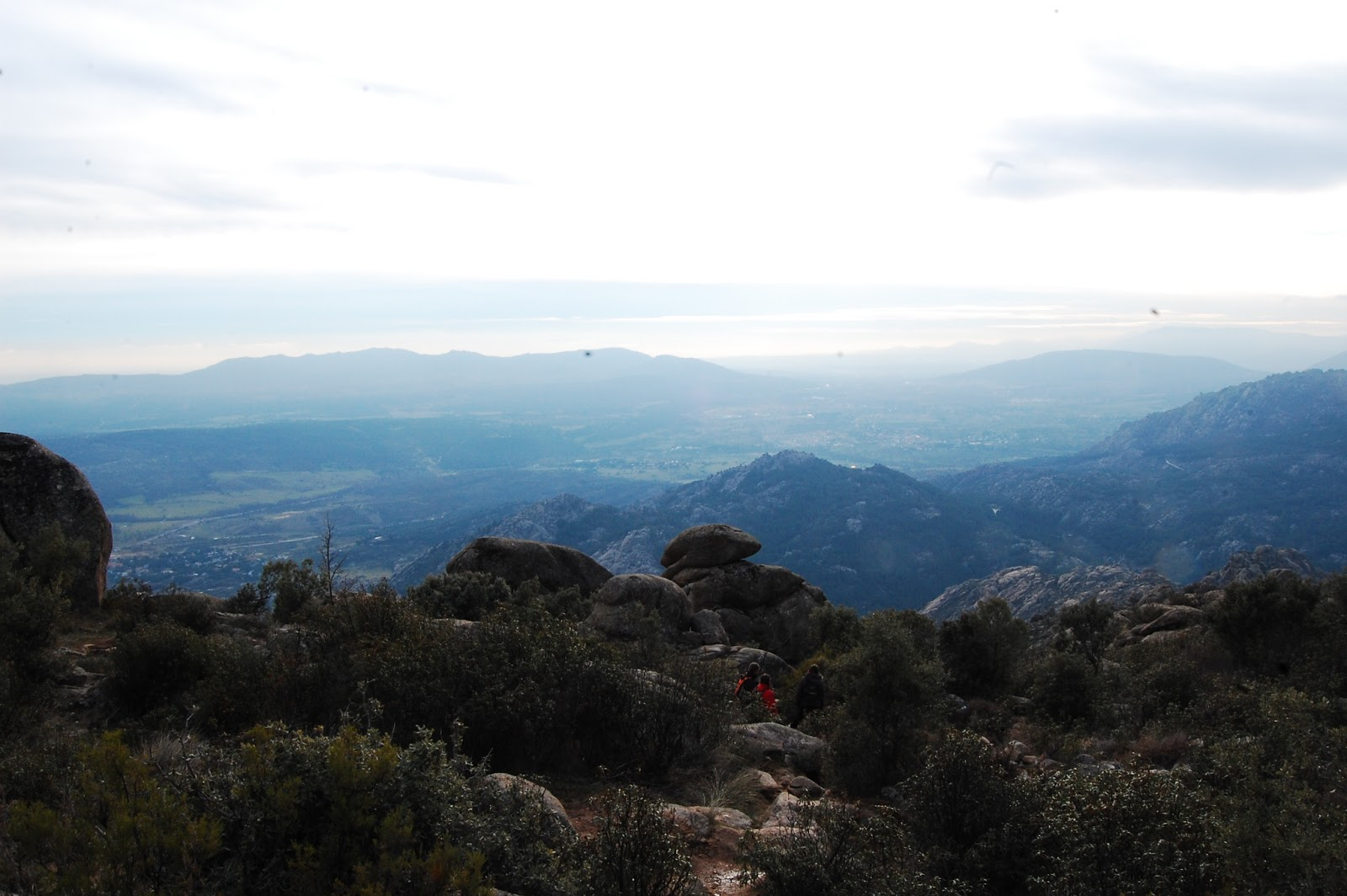 Blog Go Tandem - Hacia Pradera Gran Cañada