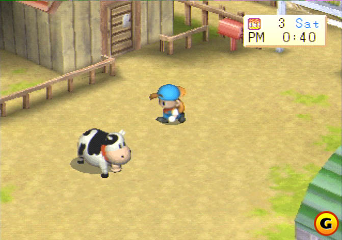 Harvest Moon: Back to Nature For Pc Fullversion | Download Game House ...