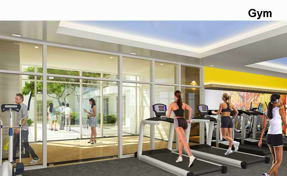 Asmara Condominium Fitness Gym