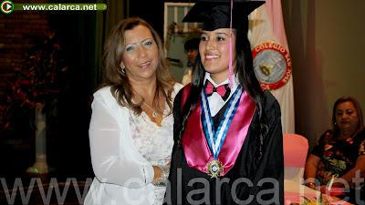 Dina Lucía Rivera Robles - Mejor Bachiller