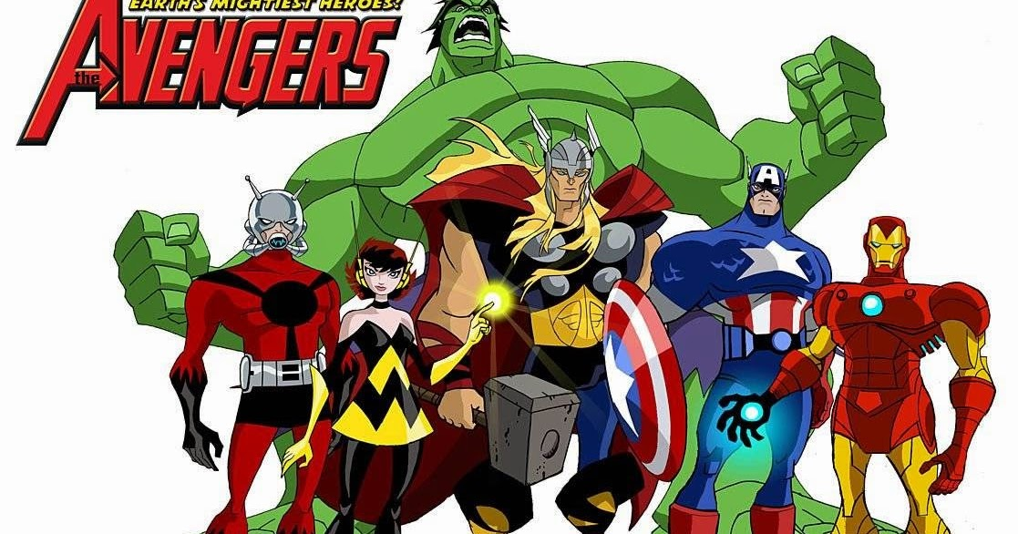 Cartoon Critique: The Avengers: Earth's Mightiest Heroes Review