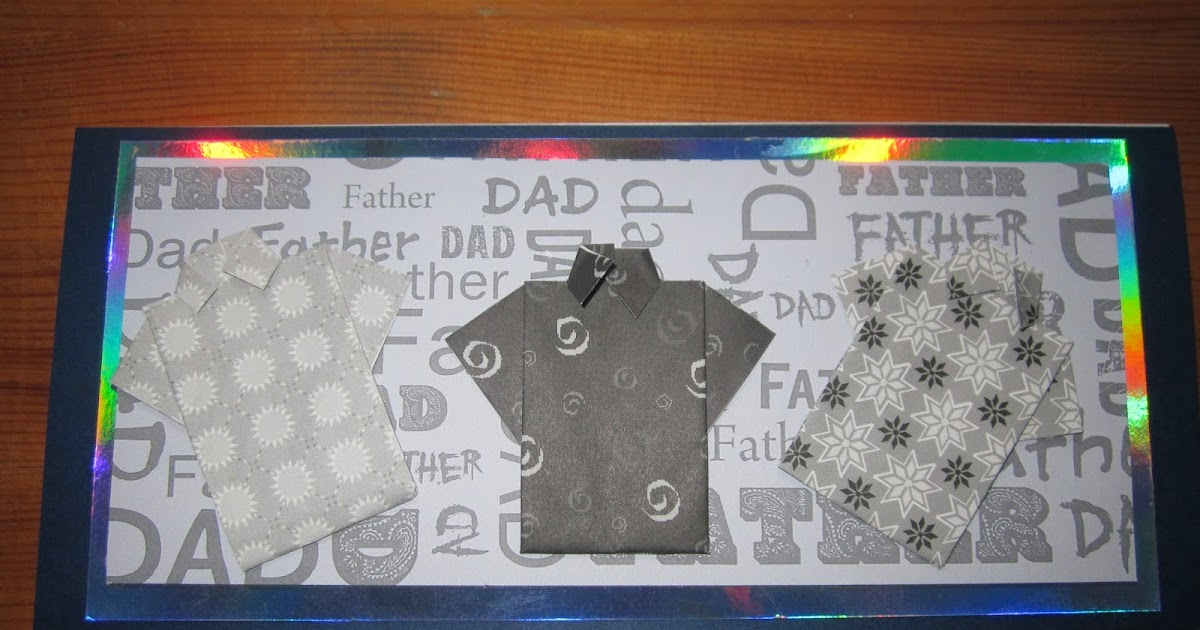 Busy Bee Makes Fathers Day Father Dad Origami Shirts