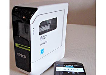 Epson LW-600S Software Driver Download