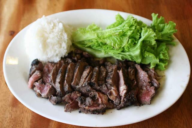 Organic Rib-Eye Steak Large The Farm Alabang