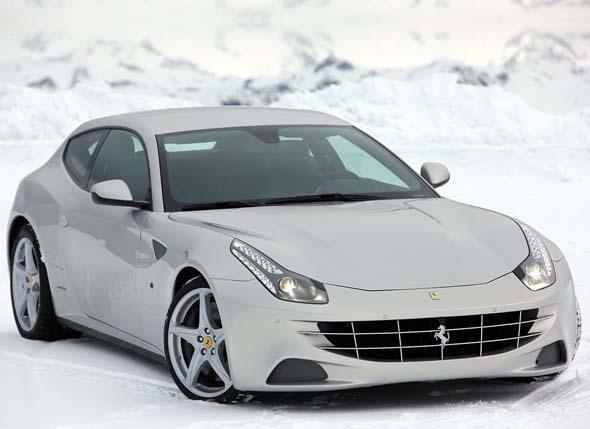 2012 Ferrari Ff Silver Review Car News And Show