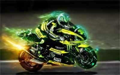 gambar motor balap untuk wallpaper