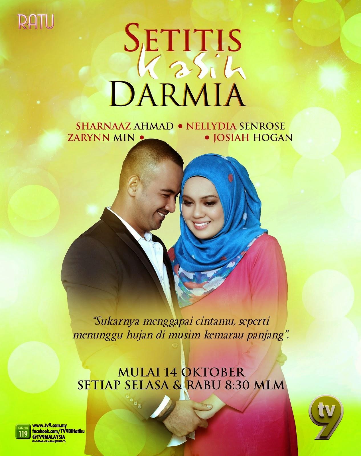 Setitis Kasih Darmia TV9
