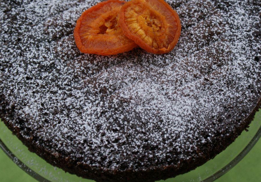 Ginger Chocolate Cake Nigella