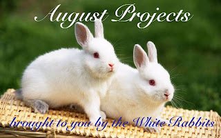 August White Rabbits To Do List