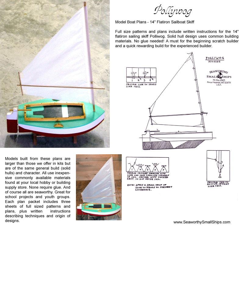 Quinze marins sur le bahut du mort...: plan bateau jouet